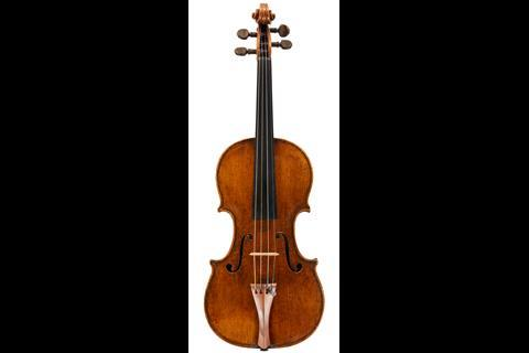 Guarneri london top